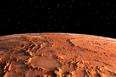 Going to Mars Isn't Really About Going To Mars