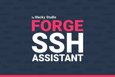 Introducing Forge SSH Assistant