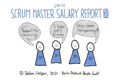 Join Your Peers and Contribute to the Scrum Master Salary Report 2022