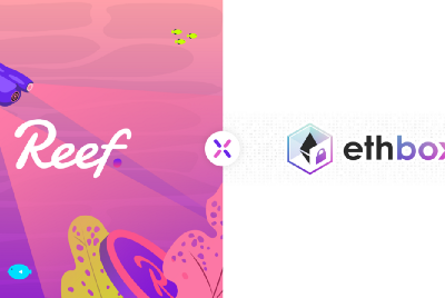 Escrow Service ethbox Launching on Reef Finance's Reef Chain