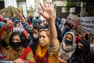 Three Lessons to Chart a Path Forward in Solidarity with Afghan Women