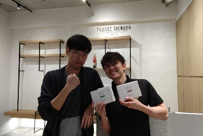 I visited TARGET SHIBUYA, the kickboxing gym that Dyki (Terrace House BGND) works at and showed him…