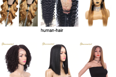 Using artificial intelligence to differentiate between human and synthetic hair wigs with Amazon…