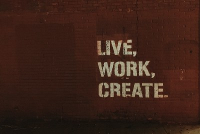 Building a community of like minded creatives is a full-time job.