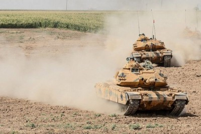 Turkey launched a new ground and air operation against outlawed Kurdish militants' bases in Iraq