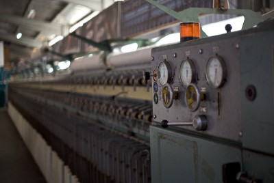 Automation in production is gaining in popularity