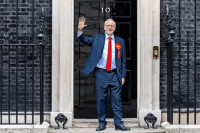 What if Corbyn's Labour had a chance at government in 2017?
