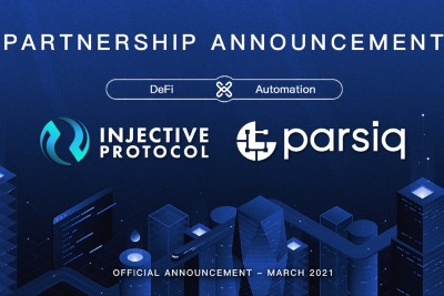 Injective Partners with Parsiq to Enable Fully Automated Decentralized Trading
