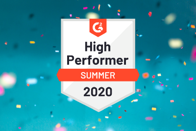 Thanks for your reviews! G2 considers Audiense as a 'High Performer'