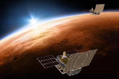 The Red Planet's Siren Song