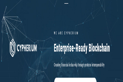 CYPHERIUM: The general purpose blockchain that supports most common blockchain applications, such…