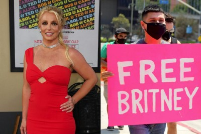 Britney Spears and… Paul Rusesabagina?
