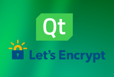 Enabling Let's Encrypt on Old Devices by Qt (2021)