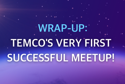 WRAP UP: TEMCO'S VERY FIRST SUCCESSFUL MEEUP!