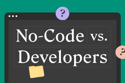 Will no-code replace developers?