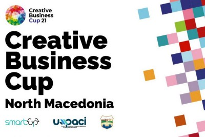 Creative Business Cup—a new challenge for Macedonian creative startups!