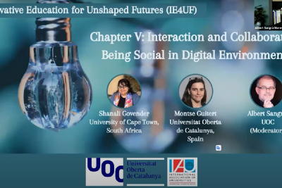 Interaction and collaboration: being social in digital environments