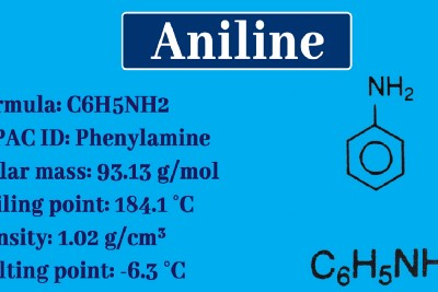What is aniline used for? Preparation, Properties, and Tests