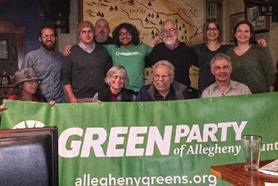 Open Letter: The Green Party of Allegheny County Supports Political Independence within the…