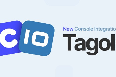 TagoIO Integrates with Console & Joins The People's Network