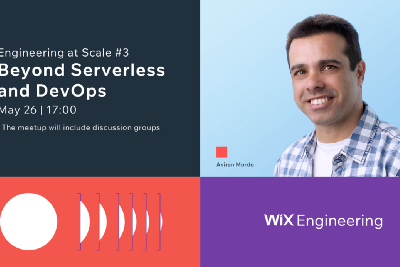 Upcoming Event: Engineering at Scale #3 - Beyond Serverless and DevOps