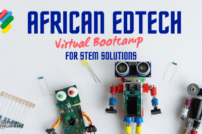 Call For Applications: Injini Virtual EdTech Bootcamp for STEM Solutions