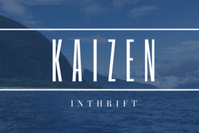 The Kaizen of Growing Profit in Thrift