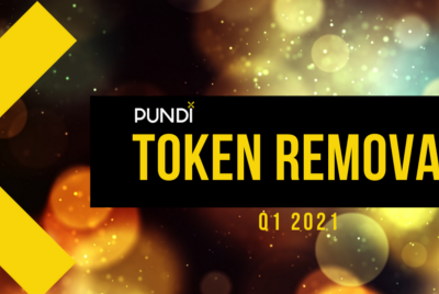 Q1 2021 Token Removal Report