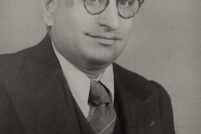 Unique seeker of musicology: Prof. V. S. Nigam