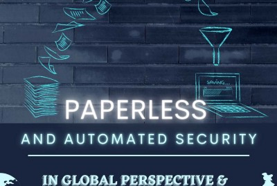 Paperless and Automated Security in a Global Perspective and its Implications in India