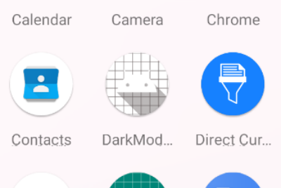 Android Dark-Theme in the easiest way