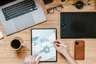 The Ultimate Graphic Designer Productivity Workstation