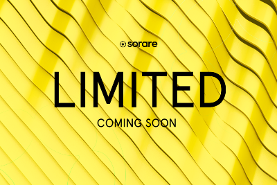 Introducing Limited Cards:  A New Era for Sorare