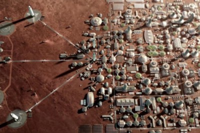 Cities on Mars, Starlink and E-Governance