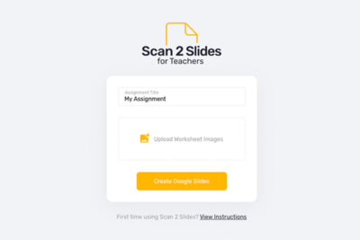 What is Scan 2 Slides?