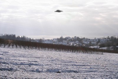 The UFOs in Question are Probably Within an Inertia-less Plasma Bubble…