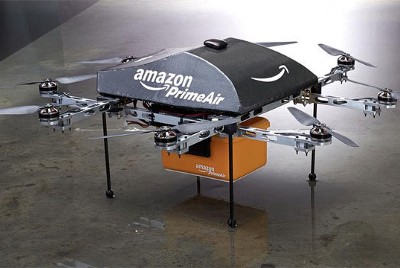 Drone as our future courier
