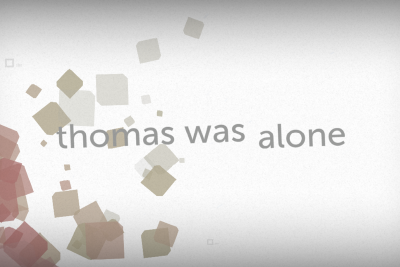 Looking for personality in 'Thomas was alone'