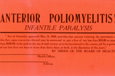The Grip of Polio & COVID-19