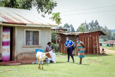 Empowered community health workers hold the key to healthcare access for all