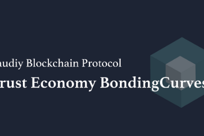 """Implement """"Trust Economy bonding curves"""" on Zilliqa which varies token price depending on Personal…"""