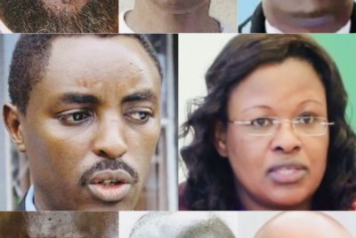 Kagame's Latest Minister of Justice Deserves Prayers – This Job Is a Kiss of Death