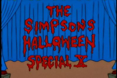 Treehouse of Horror X: He Was a Werewolf?