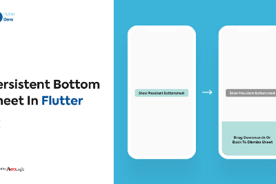 Persistent Bottom Sheet In Flutter