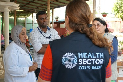 Accessing COVID-19 Info in the Largest Refugee Settlement in the World