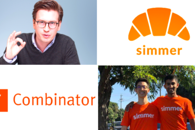 Simmer Co-founders Richard Wu and Vaibhav Verma on challenging Yelp through dish-level Reviews