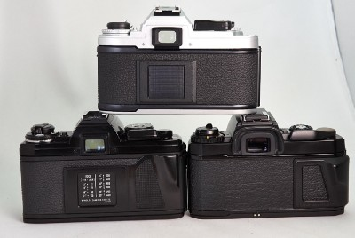 The 35mm Film Cameras I Most Often Recommend