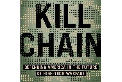 CTI's Steven Turner discusses key takeaways from The Kill Chain by Christian Brose