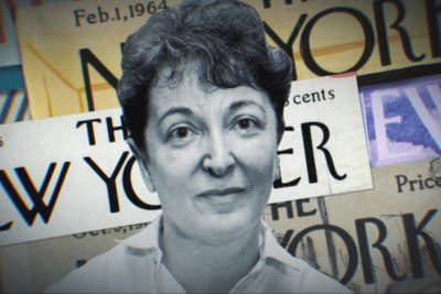 What he says about What She Said: Rob Garver on The Art of Pauline Kael