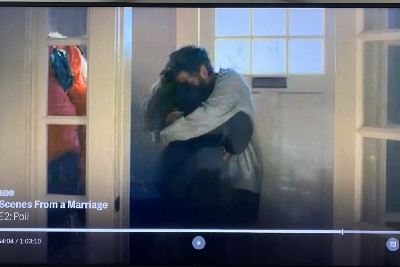 Scenes From A Marriage On HBO